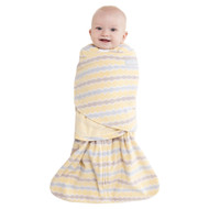 HALO® SleepSack® Swaddle Micro-Fleece  |  Neutral Wave