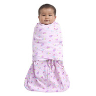 HALO® SleepSack® swaddle 100% Cotton  |  Pink Cupcake