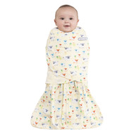 HALO® SleepSack® swaddle 100% Cotton  |  Yellow Sheep
