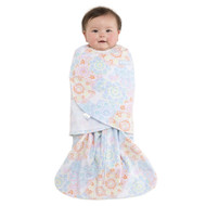 HALO® SleepSack® swaddle Micro-Fleece  |  Multi Ikat Floral