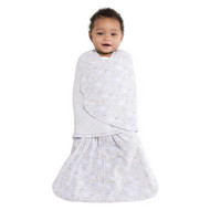 HALO® SleepSack® swaddle Micro-Fleece  |  Rain Drops