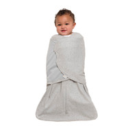 HALO® SleepSack® swaddle 100% Cotton  |  Heather Grey