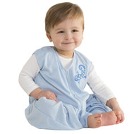 HALO® SleepSack® early walker Lightweight Knit  | Blue Gecko