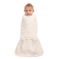 HALO® SleepSack® swaddle 100% Cotton  | Cream
