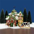 Happy Holidays Barn