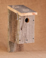 Reclaimed Wyoming Snow Fence Bluebird House