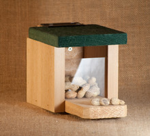 Snack Box Squirrel Feeder