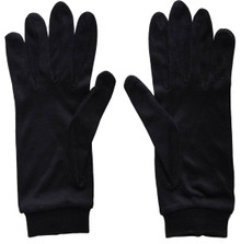 Andevan cold weather 100% silk glove liner-biking,cycling,Skiing,fishing SG001