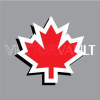 Buy Vector Canadian Maple Leaf Image free vectors - Vectorvault
