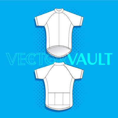 Buy Vector cycling bike jersey Image free vectors - Vectorvault