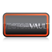 Buy Vector glossy plate tablet logo graphic Image search find buy free vectors - Vectorvault