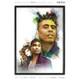 buy fan poster omar toronto concert poster illustration ivana santilli glenn lewis adam jarvis ilive radio