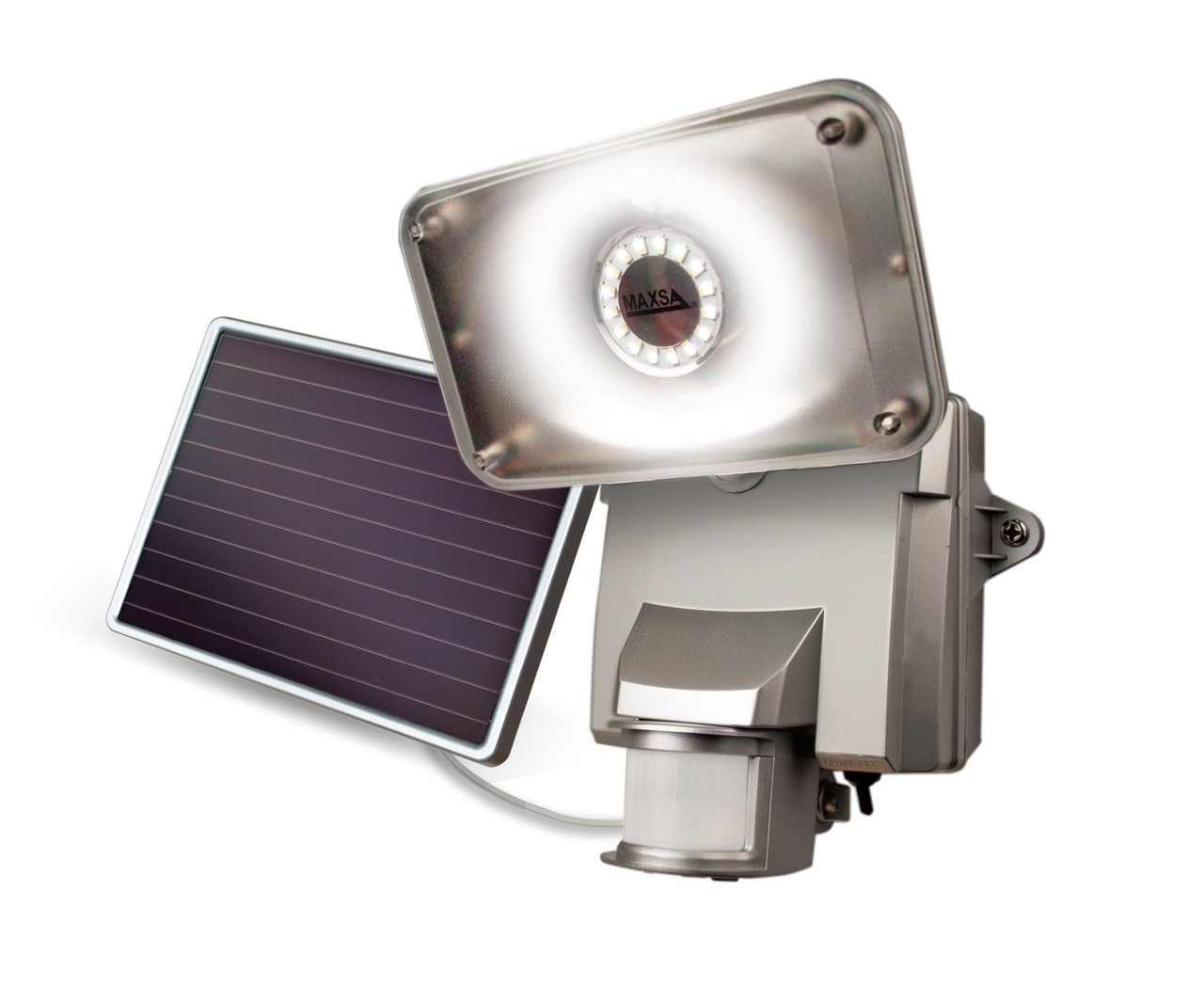 security floodlight with 16 smt leds
