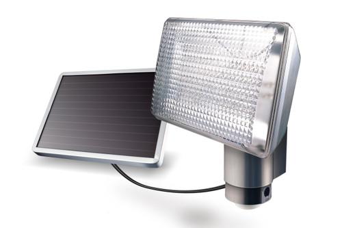 Solar-Powered Aluminum 80 LED Security Light