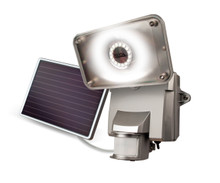 MAXSA BRIGHT Solar Security Light with 16 Surface Mount LEDs