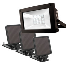 Solar-Powered Ultra-Bright Flood Light