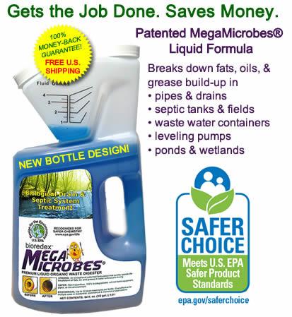 MegaMicrobes Liquid