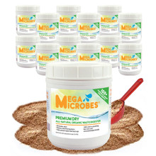 MegaMicrobes® 2-lb. CASE of 12