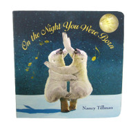 Baby Book   On the Night You Were Born