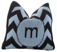 Baby Pillow  - Custom Butterscotch Blankee Chevron