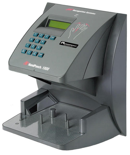 Acroprint Hand Punch 1000 Biometric Time Clock