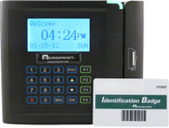 Acroprint timeQplus v3 Barcode Time Clock