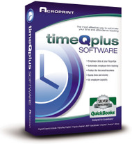 Acroprint TimeQPlus V3 Time and Attendance Software