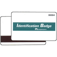 Acroprint TQ600M MAgnetic Stripe Badges