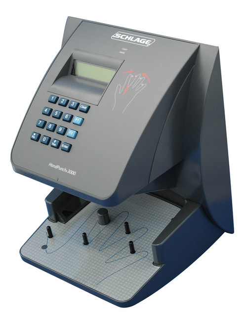 Icon Time HandPunch 3000 Biometric Employee Time Clock