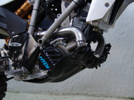 EXG450 Poly blend exhaust guard