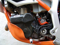 KTM Freeride 250 Carbon Kevlar Starter Ignition Guard