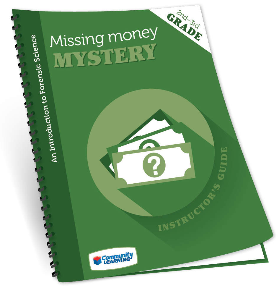 Missing Money Mystery Instructors Guide
