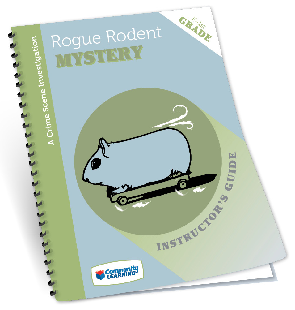 Rogue Rodent Mystery Instructor's Guide
