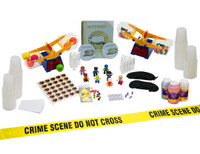 Rogue Rodent Mystery: A Crime Scene Investigation Classroom Kit for Grades K-1