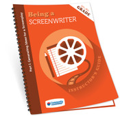 Instructor's Guide for Generating Ideas for a Screenplay, includes Teacher Resource CD with step-by-step tutorials, lesson extensions and reproducible media.