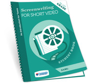 Package of 10 Student Books for Screenwriting for Short Video