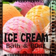 Ice Cream Parlor Bath & Body Collection