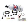 Nitrous Express Ford 5.0 Coyote Plate System 35 - 200 HP with 10lb Bottle