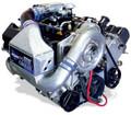 2000-2004 Mustang GT 4.6L 2V, V-3 Si Complete System, High Output, Satin