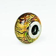 Machiavelli Artisan Murano Glass Charm Bead