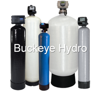 Backwashing Chloramine Removal Tanks