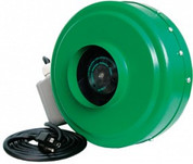 "Active Air Inline Fan 4"" 165cf"