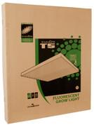 T5 4FT 12 Tube Fixture w/bulbs