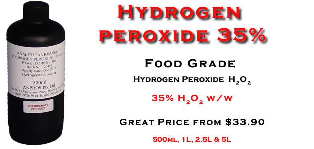 Hydrogen Peroxide 35%