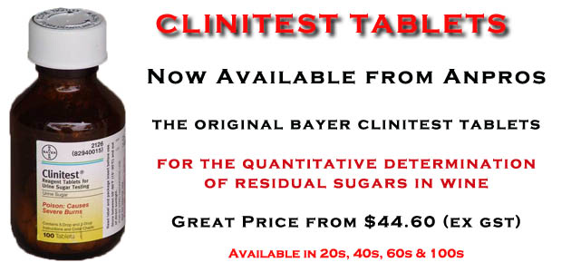 Clinitest Tablets