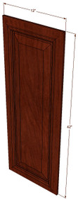 Brandywine Maple Decorative Door - 12 Inch Wide x 42 Inch High
