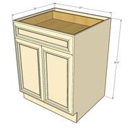 Base Kitchen Cabinets   White Maple Cabinets   Kitchen Cabinets ...