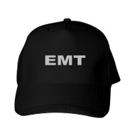 Reflective Black Cap - EMT