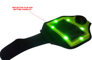 Strobe LED  Wrapflash  -   Armband & Ankle band - Unisex