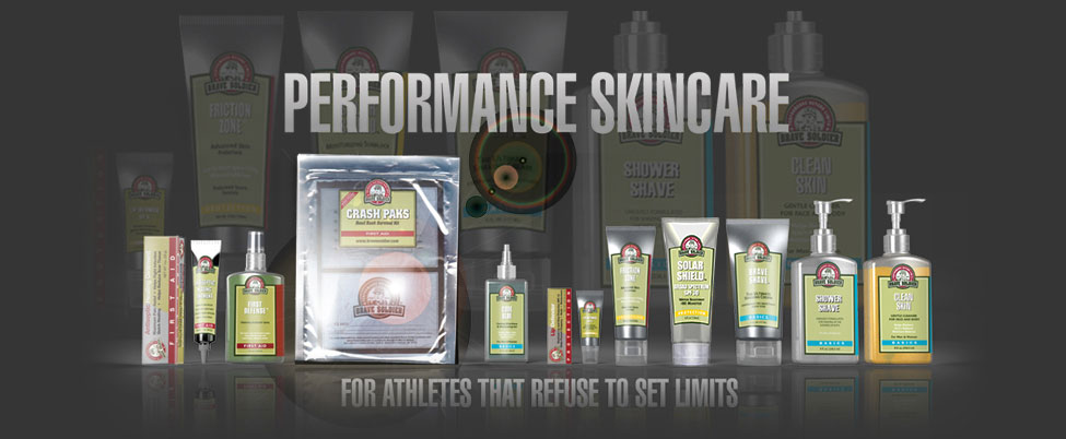 Brave Soldier - Performance Skin Care